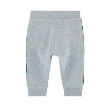 Paul Smith Junior Grey 'Simon' Mottled Trousers