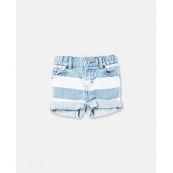 Stella McCartney Kids - Unisex 'Blake' Baby Shorts