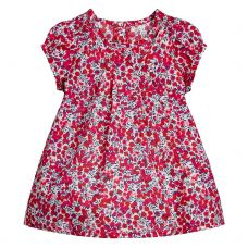 Absorba - Cherry Cotton Liberty Print Twinset Dress