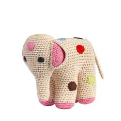 Anne-Claire Petit - Ivory Polka Dot Elephant