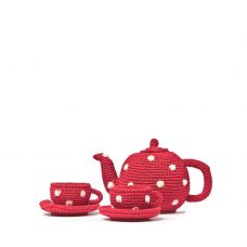 Anne-Claire Petit - Red Tea Set
