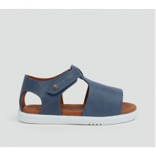 Bobux - Unisex 'Mirror' Denim Dress Sandal