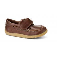 Bobux - Brown Dockside Dress Shoe