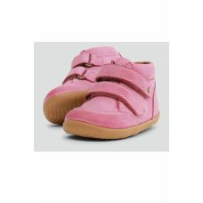 Bobux - Baby Girls Vintage Rose 'Timber' First Walker Boots