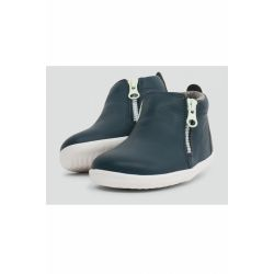 Bobux - Unisex Navy Blue 'Tasman' First Walker Boots