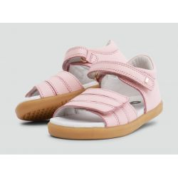 Bobux - Girls 'Hampton' Seashell Pink Sandals