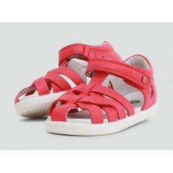 Bobux - Girls 'Tropicana' Watermelon Closed Sandals
