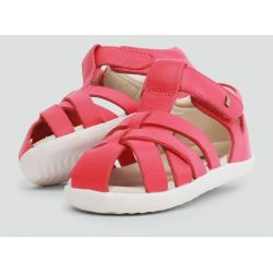 Bobux - Baby Girls 'Tropicana' Watermelon  Sandals