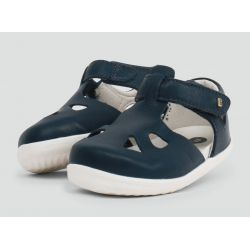 Bobux - Unisex 'Zap' Navy Blue Sandals