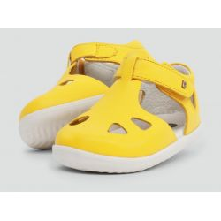 Bobux - Unisex 'Zap' Yellow Sandals