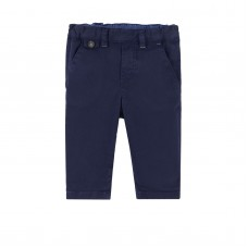 Tartine et Chocolat - Baby Boys Navy Blue Chino Trousers