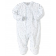 Kissy Kissy - Baby Boys 'Ele-fun' Print Footie