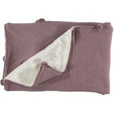 Mon Marcel - Baby Girls 'Astry' Rose Blanket