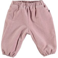 Mon Marcel - Baby Girls Rose 'Saul' Cotton Trousers