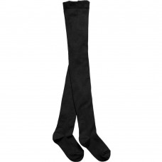 Dore Dore - Luxury Black Cotton Tights