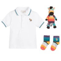 Paul Smith Junior - Baby Boys 3 Piece Gift Set