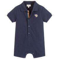 Paul Smith Junior - Baby Boys Blueberry 'Reen' Shortie