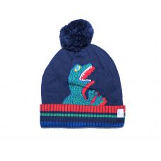 Paul Smith Junior Boys Cotton Blend Knit 'Sage' Hat