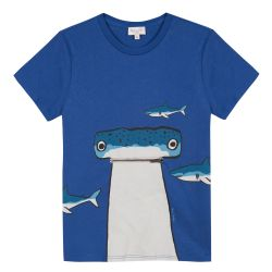 Paul Smith Junior - Boys New Ocean 'Taron' Short Sleeve T.shirt