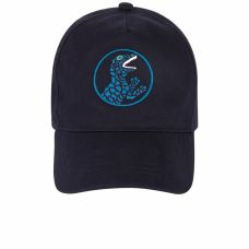 Paul Smith Junior - Navy Blue Embroidered 'Dino' Cap