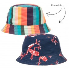 Paul Smith Junior - Boys 'Renshi' Reversible Sun Hat