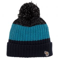 Paul Smith Junior Boys Cotton Blend Knit 'Sanchez' Hat