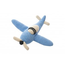Anne-Claire Petit - Sky-Blue Rattle Airplane