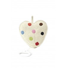 Anne-Claire Petit - Cream Heart Music Box