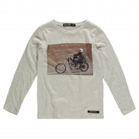 "Finger In The Nose - Beige ""Moto Speed"" Long John"