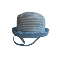 Grevi - Grosgrain Ribbon Sun Hat