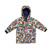 Stella McCartney Kids - Stan Long Puffer Jacket