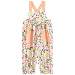 Stella McCartney Kids - Baby Girls Shortall With Straps