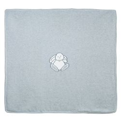 Tartine Et Chocolat - Unisex China Grey 'Augustin' The Rabbit Blanket