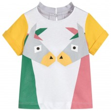 Stella McCartney Kids - Baby Girls 'Isla' Donkey T.Shirt